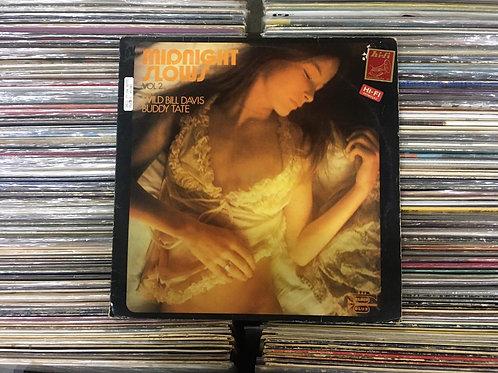 LP Buddy Tate, Wild Bill Davis - Midnight Slows Vol. 2