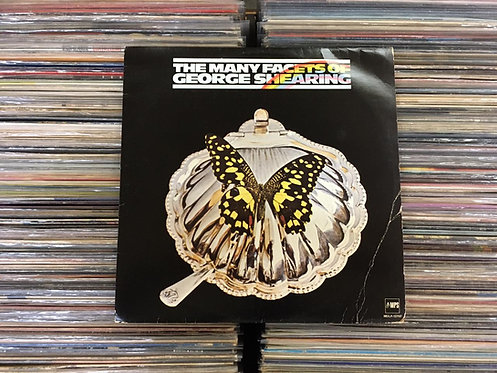 LP George Shearing - The Many Facets Of George Shearing