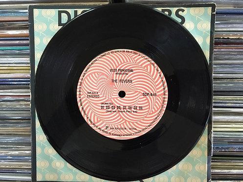 Compacto The Fevers - De Do Do Do, De Da Da Da / 1981