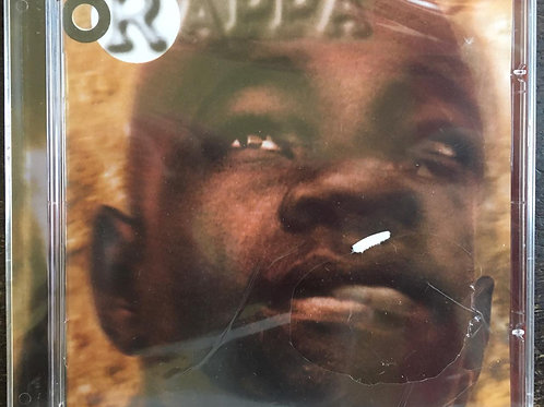 CD O Rappa - O Rappa 1994 - Lacrado