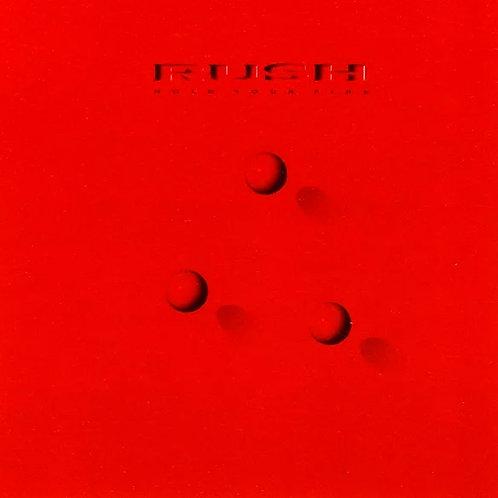 CD Rush - Hold Your Fire - Importado - The Rush Remasters - Lacrado