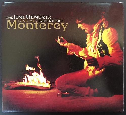 CD Jimi Hendrix Experience - Live At Monterey - Importado