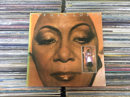 LP Carmen Costa - 1980 - Com Encarte