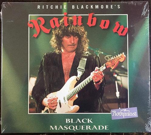 CD Ritchie Blackmore's Rainbow - Black Masquerade - Duplo - Lacrado