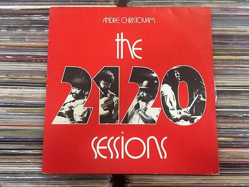 LP André Christovam - The 2120 Sessions - C/ Encarte