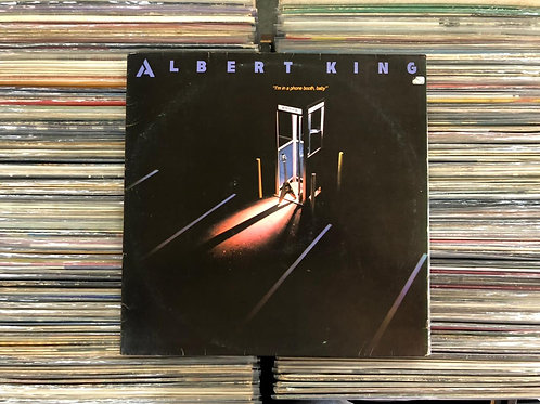 LP Albert King - I'm In A Phone Booth, Baby