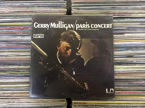 LP Gerry Mulligan - Paris Concert