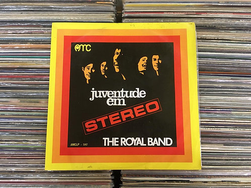 LP The Royal Band - Juventude Em Stereo