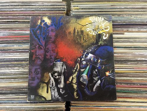 LP R.I.V. - Is This A Modern World? - Com Encarte