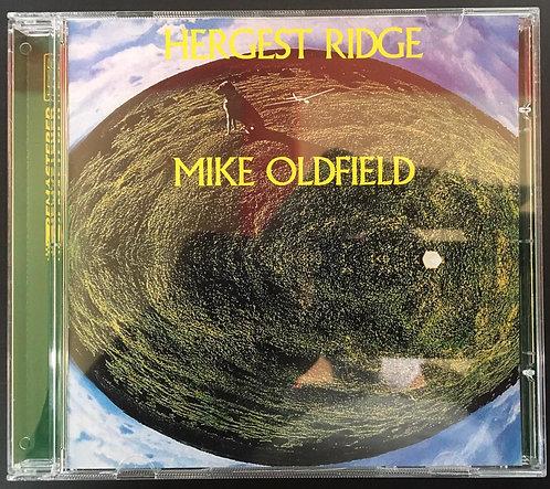 CD Mike Oldfield - Hergest Ridge - Importado