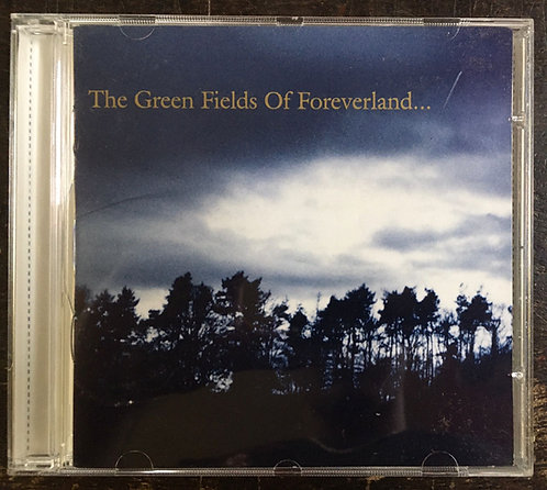 CD The Gentle Waves - The Green Fields Of Foreverland...