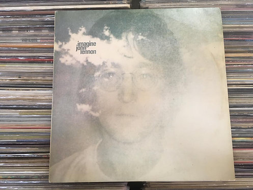 LP John Lennon - Imagine - C/ Encarte - +pôster
