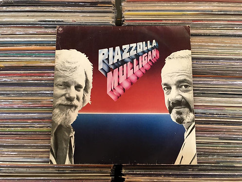 LP Astor Piazzolla / Gerry Mulligan - Summit