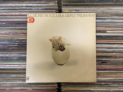 LP Triumvirat - Illusions On A Double Dimple