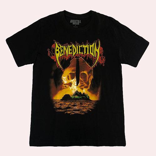 Camiseta Benediction - Subconscious Terror - Brutal