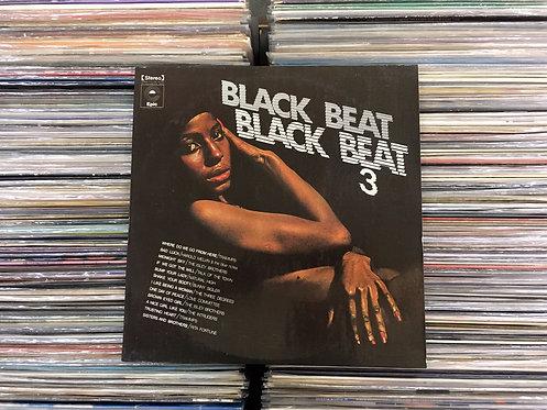 LP Black Beat 3 - 1975