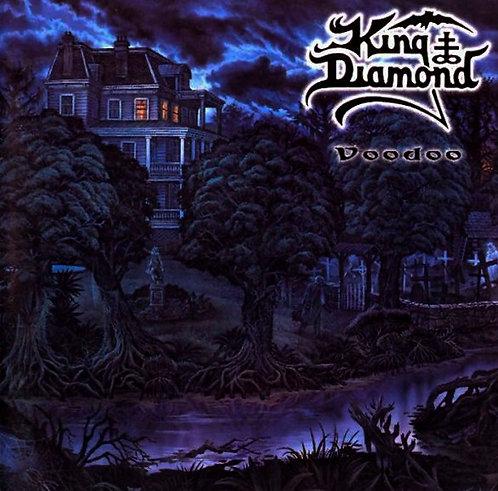 CD King Diamond - Voodoo - Slipcase - Lacrado