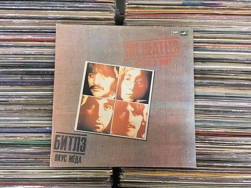 LP The Beatles - A Taste Of Honey - Importado