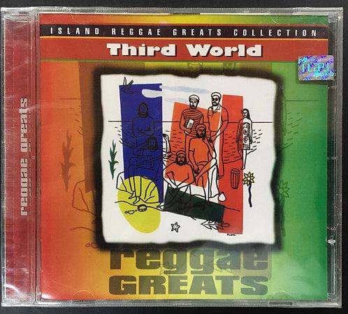 CD Third World - Reggae Greats - Lacrado