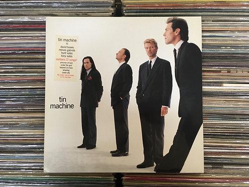 LP Tin Machine - 1989 - Importado - Com Encarte