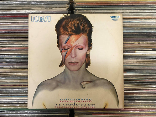 LP David Bowie - Aladdin Sane