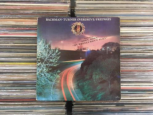 LP Bachman-Turner Overdrive - Freeways - C/ Encarte