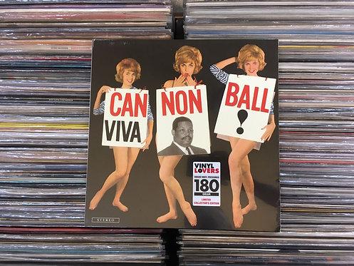 LP Cannonball Adderley - Viva Cannonball! - Importado - 180g