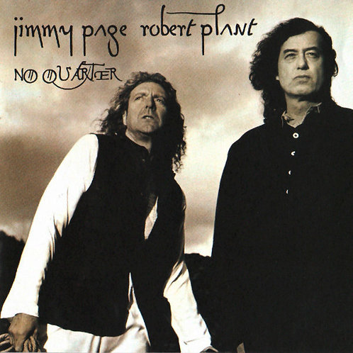 CD Jimmy Page & Robert Plant - No Quarter - Lacrado