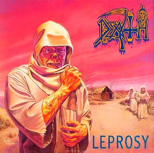 CD Death - Leprosy - Importado - Lacrado
