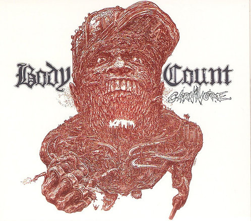 CD Body Count - Carnivore - Lacrado