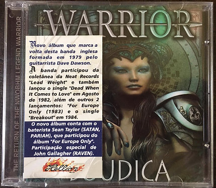 CD Warrior - Boudica - Lacrado