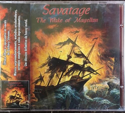 CD Savatage - The Wake Of Magellan - +Bônus - Lacrado