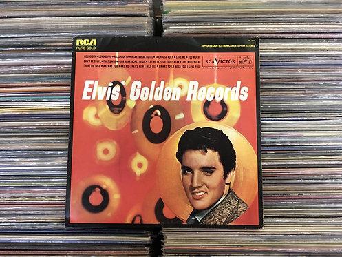 LP Elvis Presley - Elvis' Golden Records