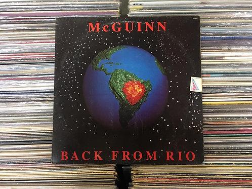 LP Roger Mcguinn - Back From Rio