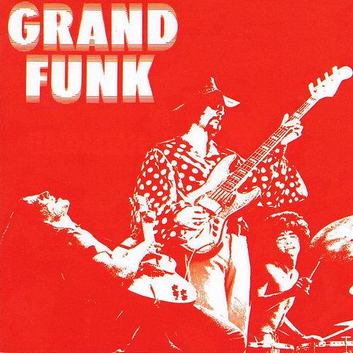 CD Grand Funk Railroad - Grand Funk - Importado - Lacrado