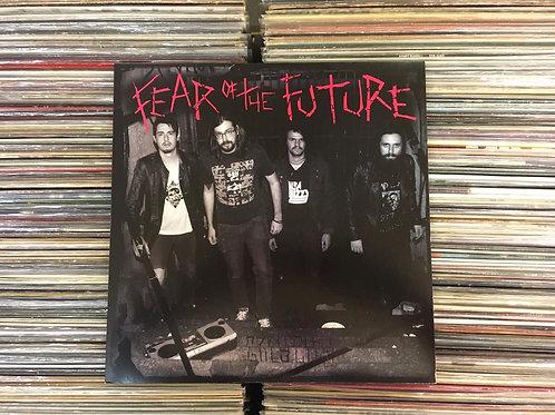 LP Fear Of The Future - 2016 - Com Encarte