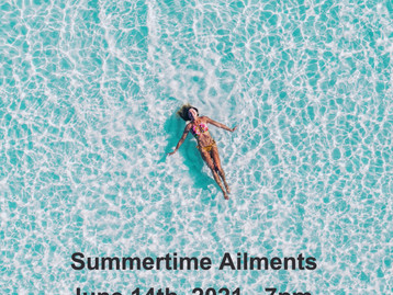 Free Zoom Class - Summertime Remedies