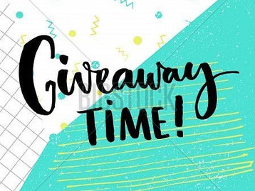 Giveaway Time on Facebook!