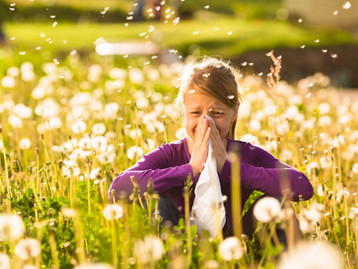 Managing Seasonal Allergies