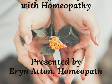 Managing Menopause with Homeopathy Class