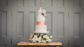 Copper Wedding Cake trends