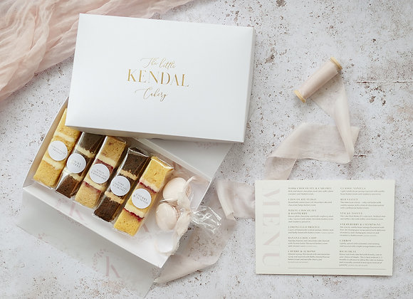 Cake Selection Box