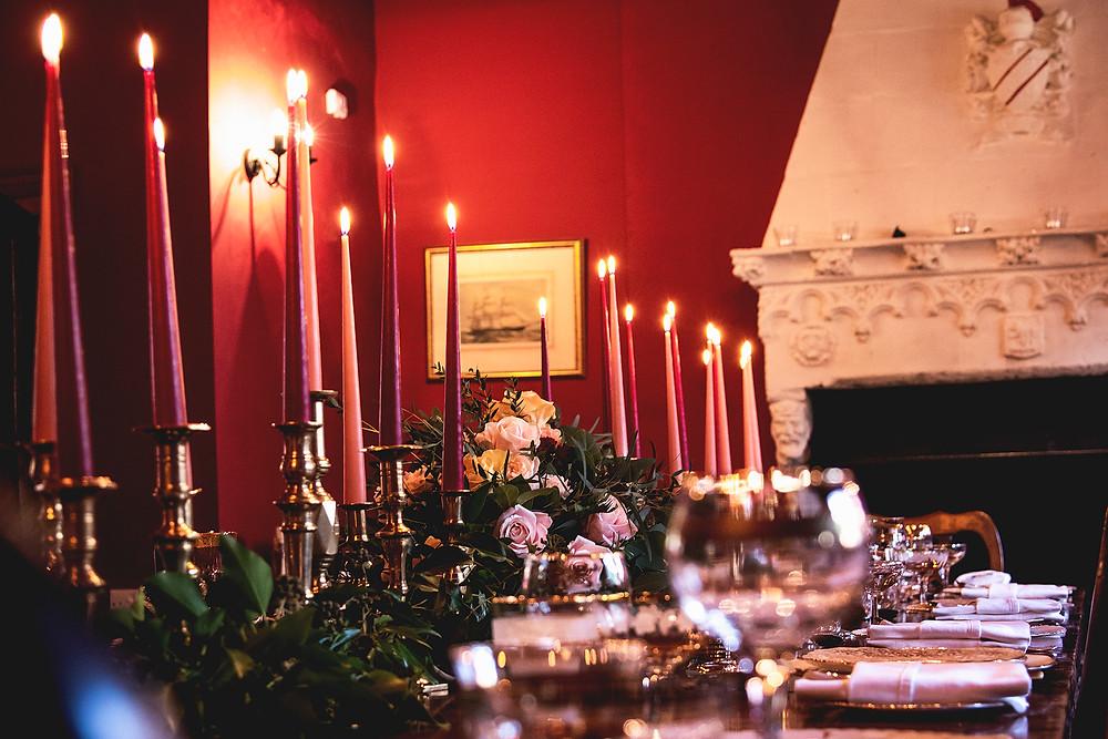 Lake District wedding styling