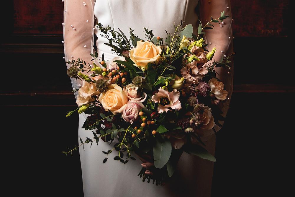 Lake District wedding flowers