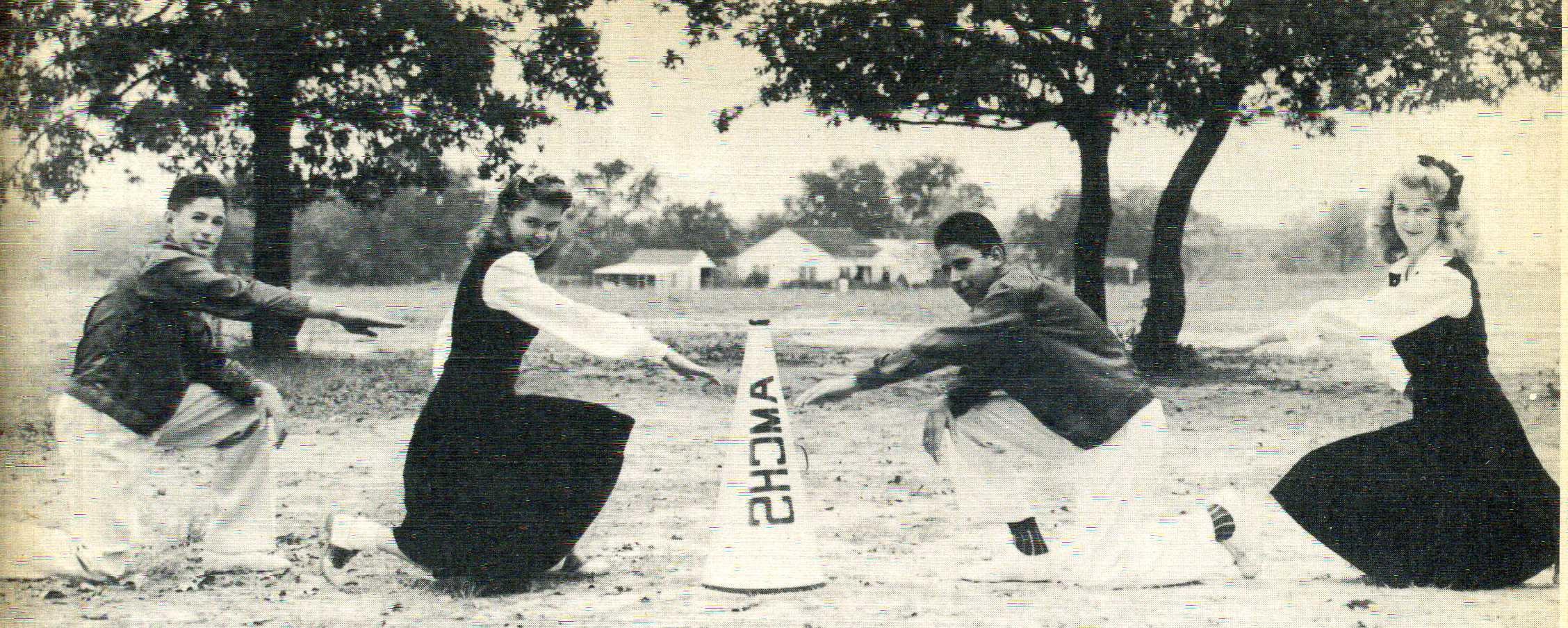 '43-3 Cheerleaders