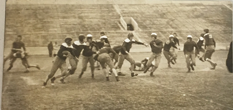 1939 Football Game on Kyle Field