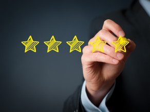 Online Reviews - It's a number game!