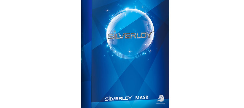 Silverloy Physical Ag Antibacterial Facial Mask (5pcs)