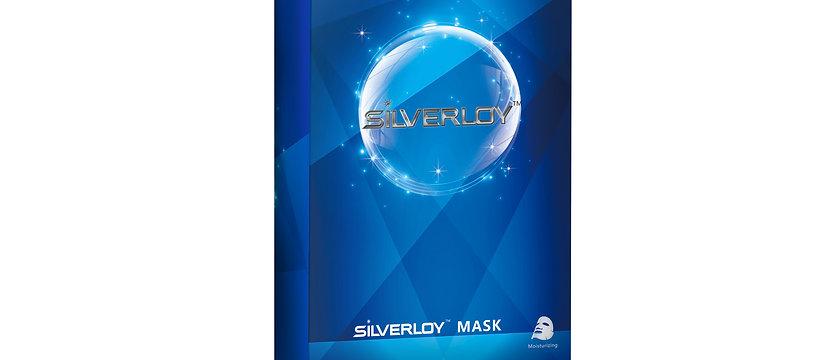 Silverloy銀微子物理抗菌面膜-(5片/盒)