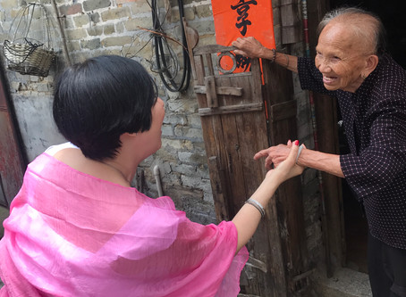 Silverloy團隊探訪東莞瓦坑 留守兒童 社區Silverloy Team Visit Children in Dongguan Pit